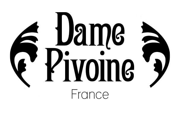 Dame Pivoine bijoux