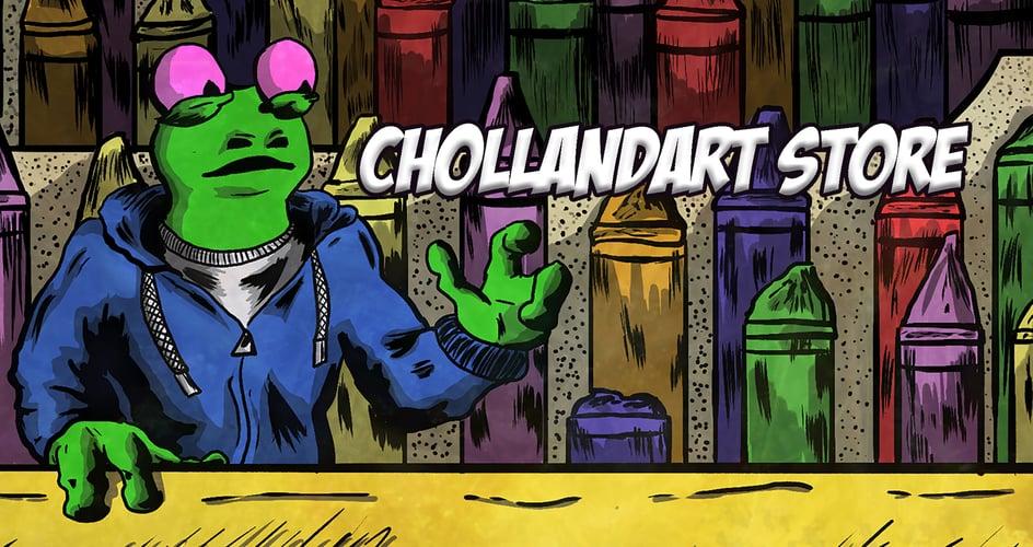Chollandart