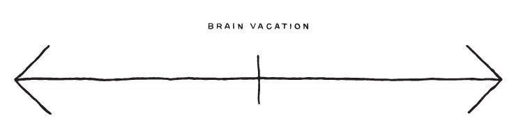 BRAIN VACATION