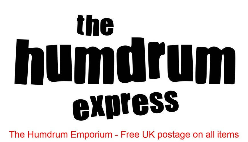 The Humdrum Emporium - Free UK postage on all items