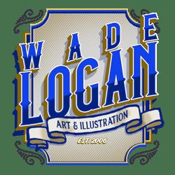 Wade Logan Art; Dead Man's Designs