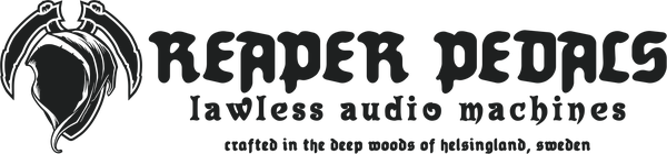 Reaper Pedals