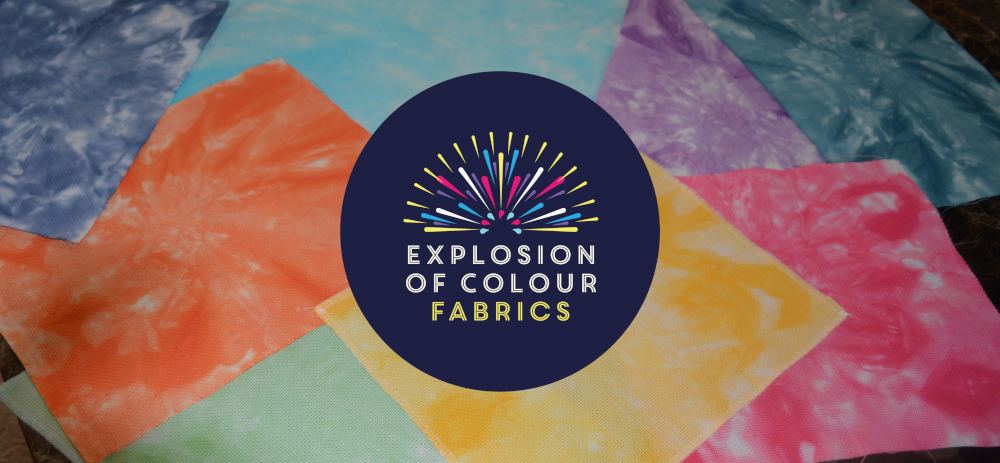 Explosion Of Colour Designs