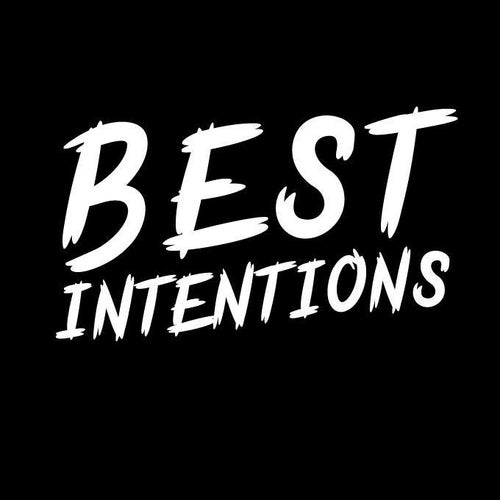 Best Intentions Merch