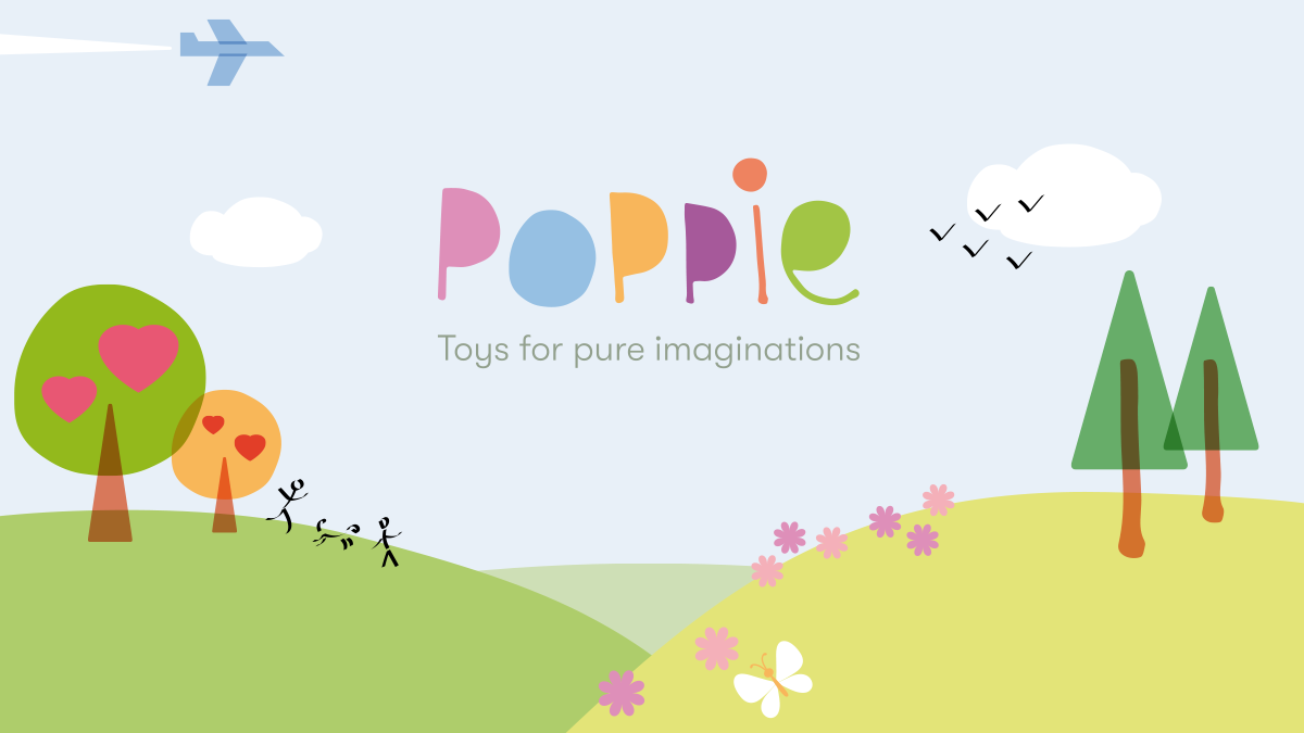 Welcome to Poppie Toys
