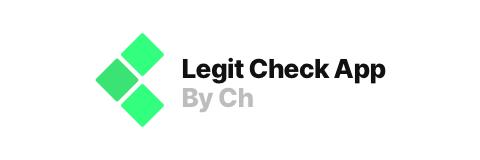 Legit Check App