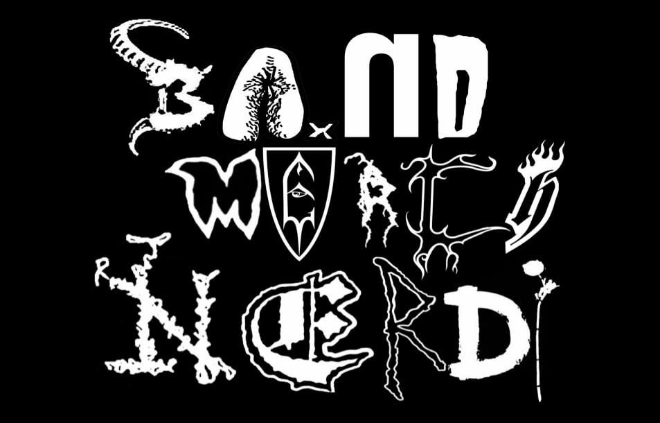 Band Merch Nerd