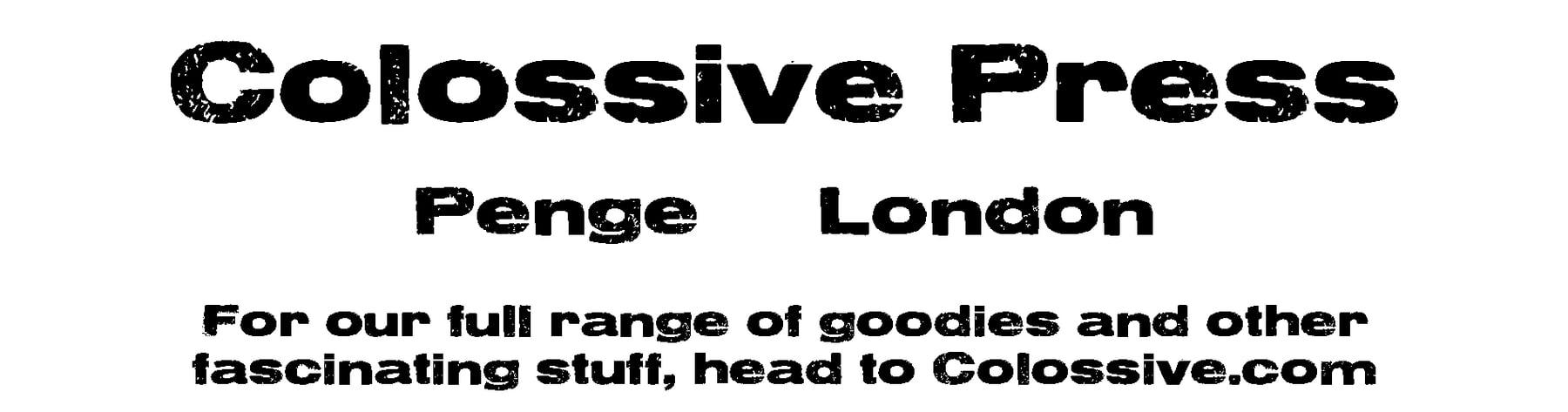 Colossive Press