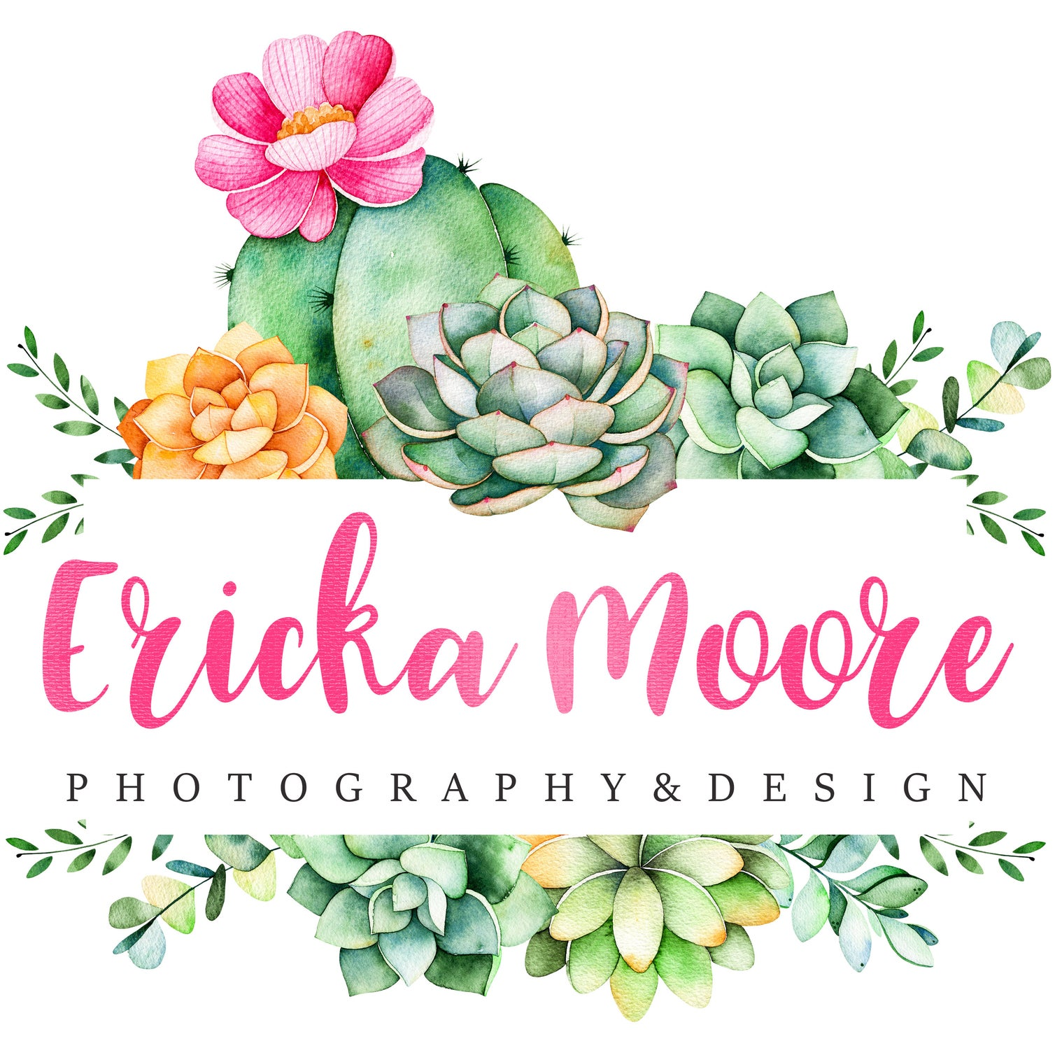 Ericka Moore Photography & Design