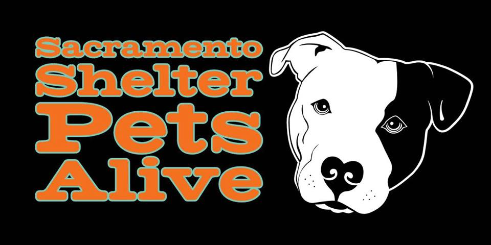 Sacramento Shelter Pets Alive Merchandise