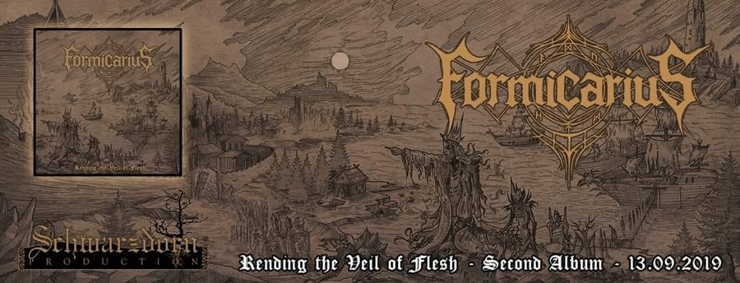 Rending the Veil of Flesh Pre-Orders