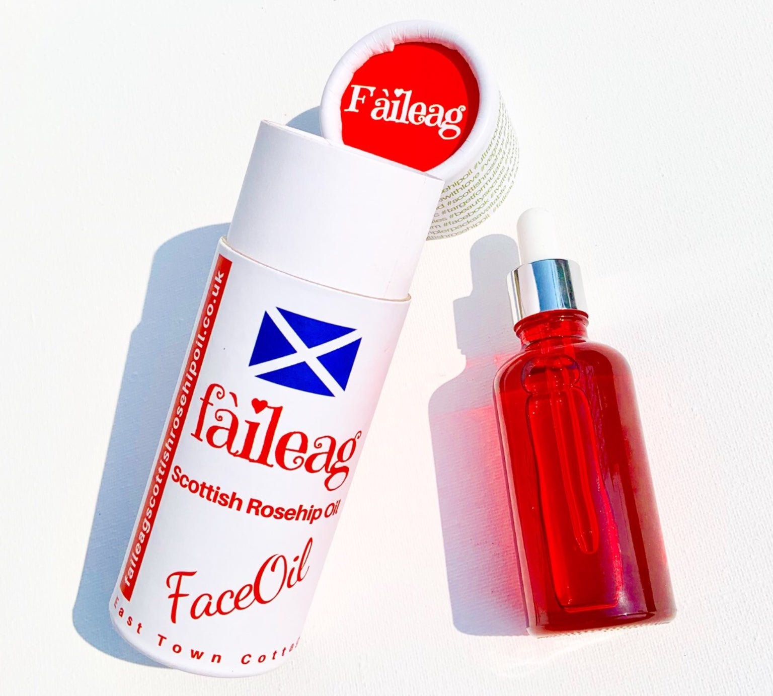 Welcome to Fàileag Scottish RoseHip Oil