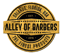 Alley of Barbers