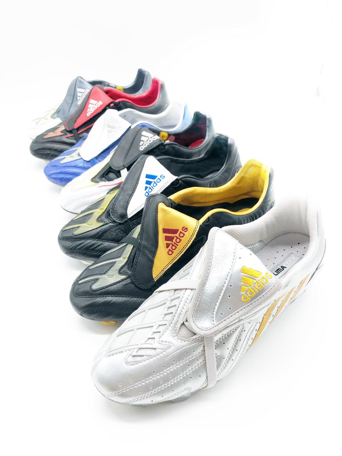 old school adidas football boots