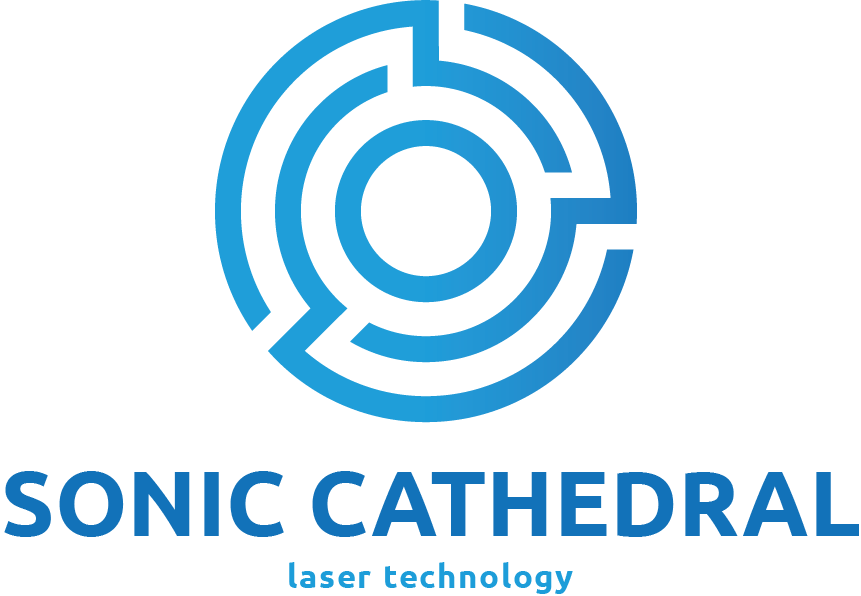 SONIC CATHEDRAL Laser Technology