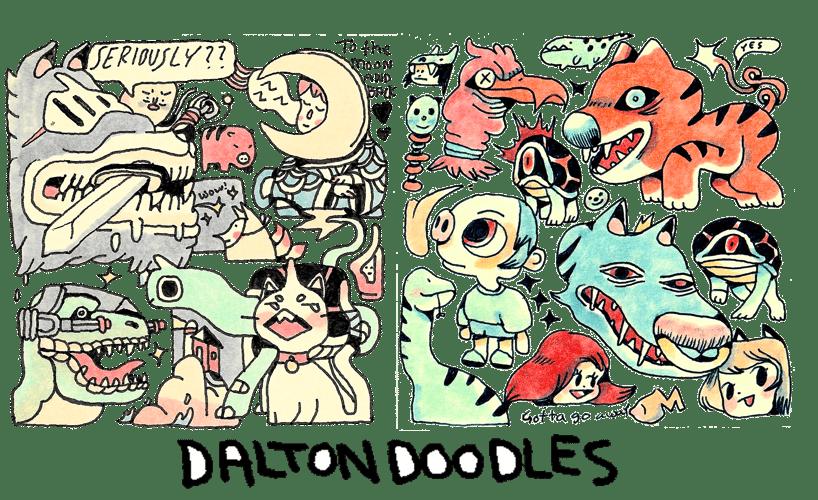 Dalton Doodles Online Shop