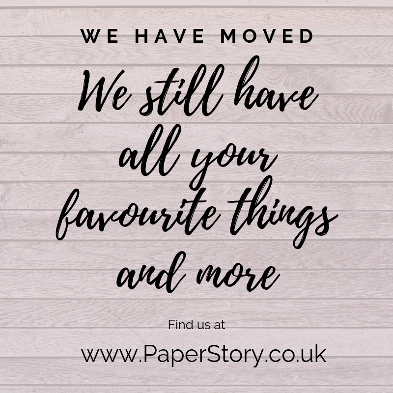 PAPERSTORY - Has moved to www.PaperStory.co.uk