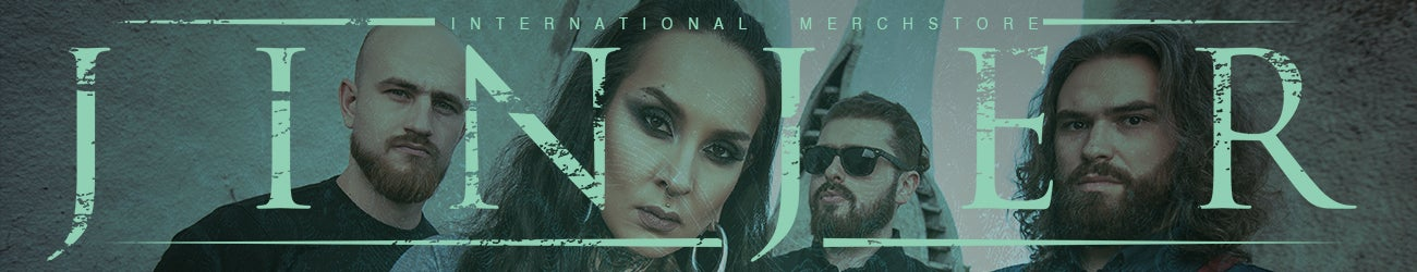 JINJER INTERNATIONAL MERCH STORE