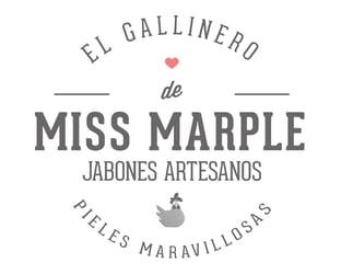 El Gallinero de Miss Marple