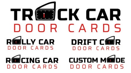 Custom Made Door Cards & Panels - Track Car Door Cards