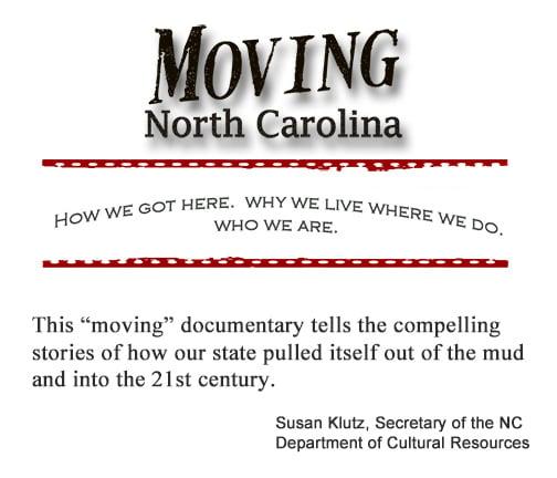 Moving North Carolina