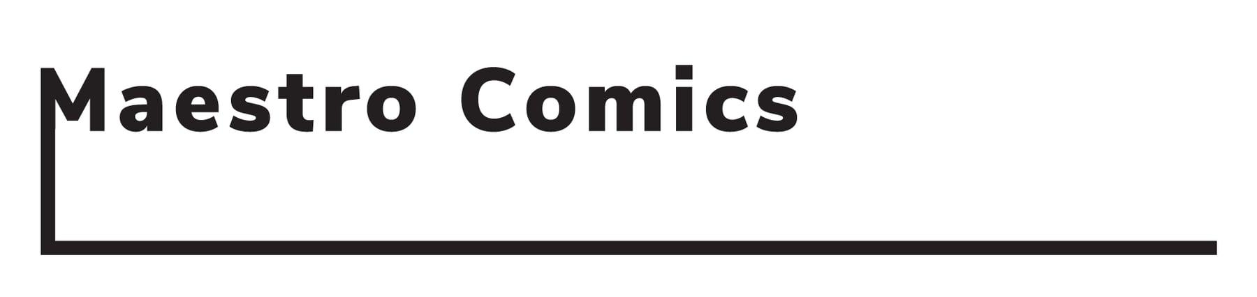 Maestro Comics