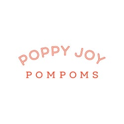 Poppy Joy Pompoms
