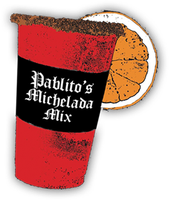 Pablito's Michelada Mix