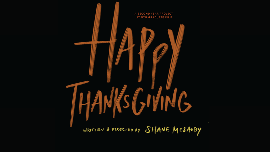 Happy Thanksgiving: Prints for a Native Film by Shane McSauby