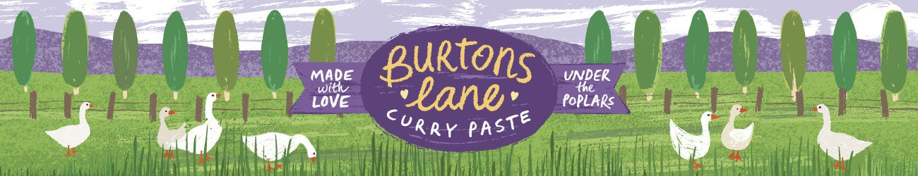 Burtons Lane Curry Paste