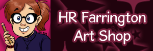 HR Farrington Art Shop