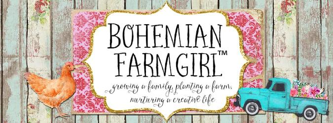 Bohemian Farmgirl