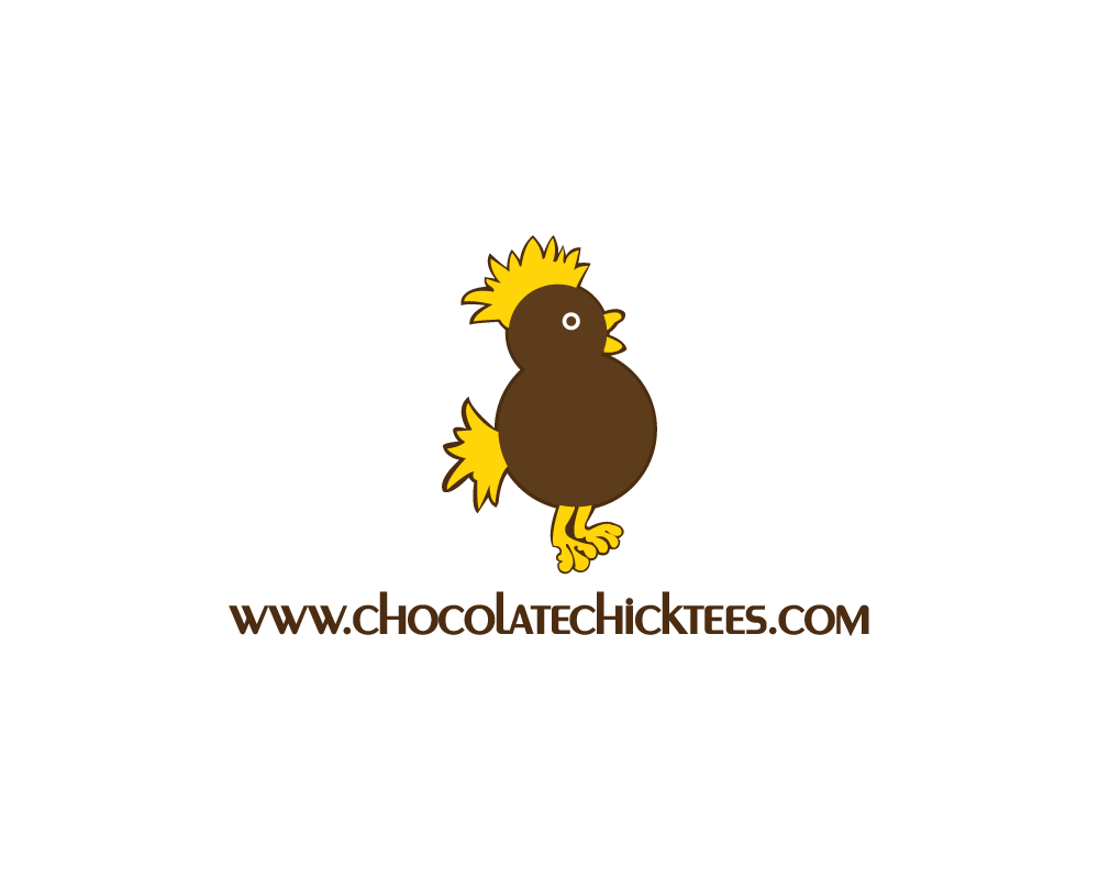 CHOCOLATE CHICK TEES