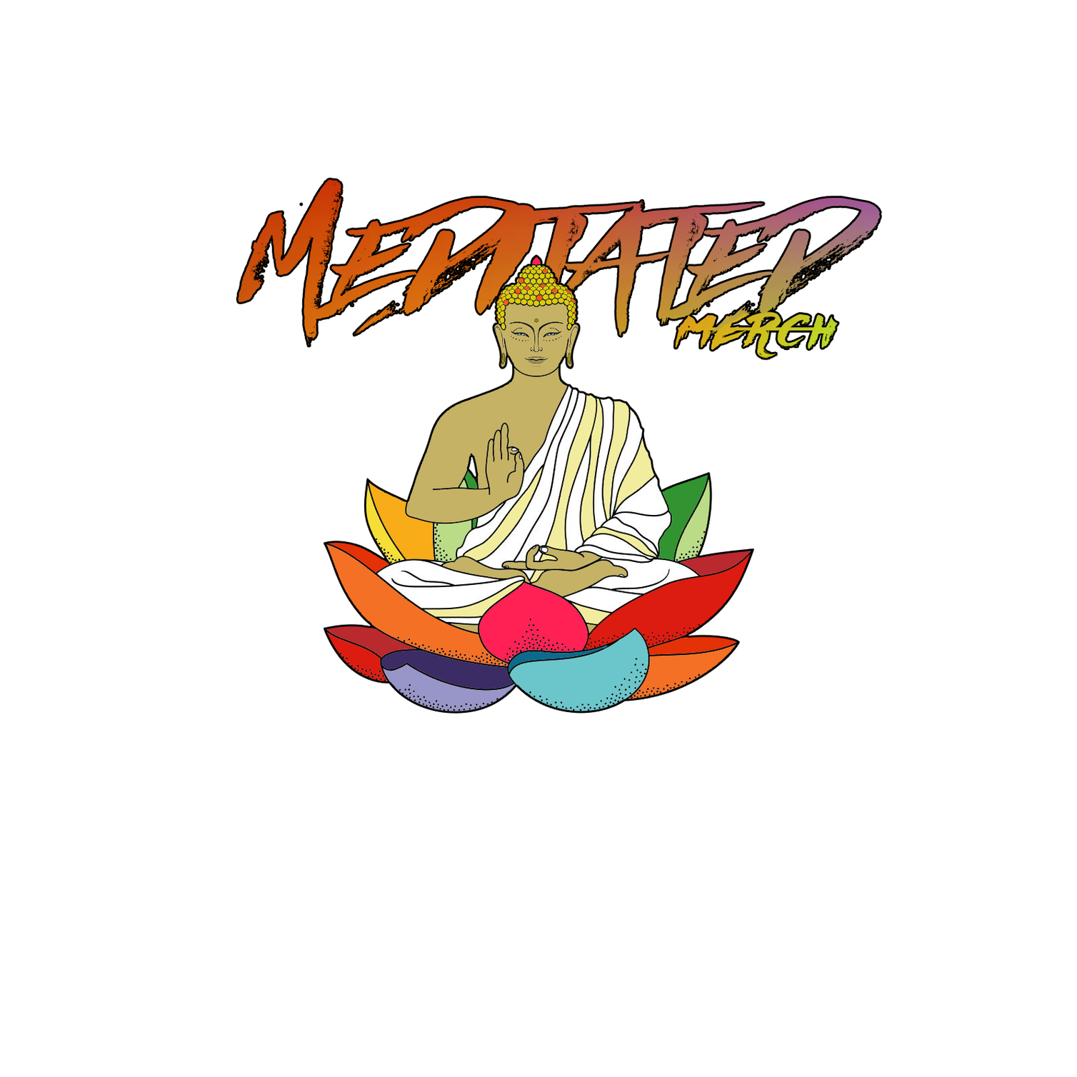 MEDITATED MERCH