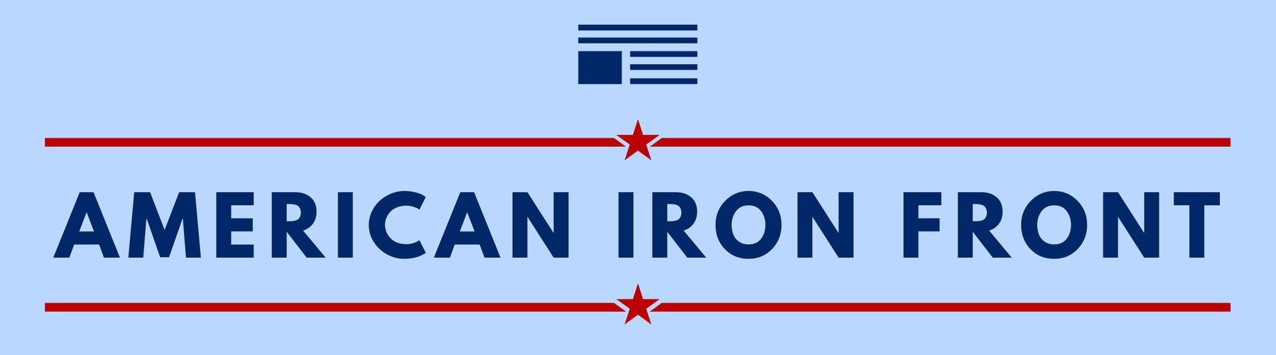 American Iron Front