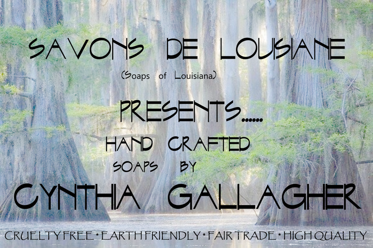 Savon De Louisiane - THE FINEST QUALITY SOAPS ON THIS PLANET!