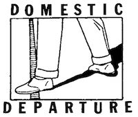 domestic departure