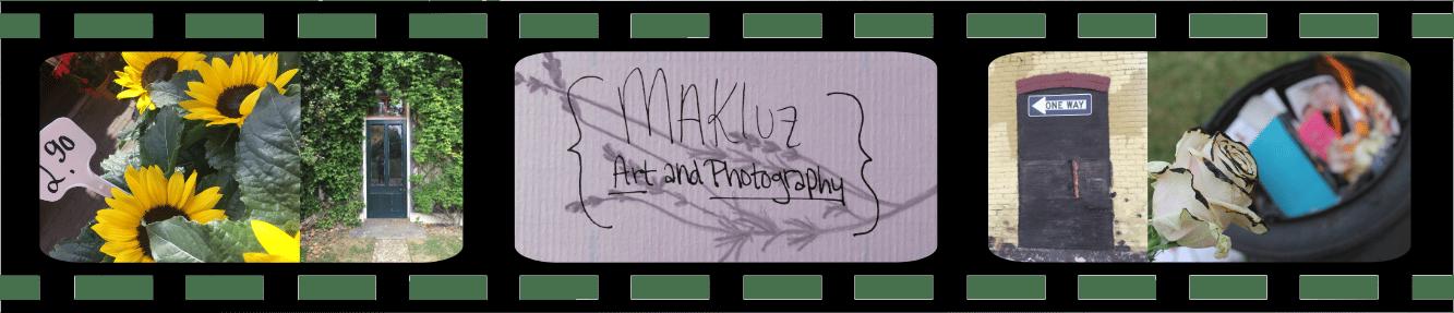 MAKluz Art and Photography Home