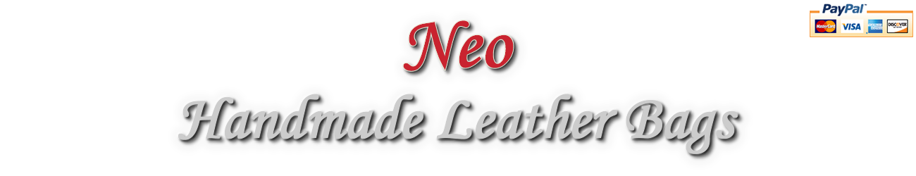Neo Handmade Leather Bags | neo leather bags
