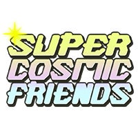 Super Cosmic Friends