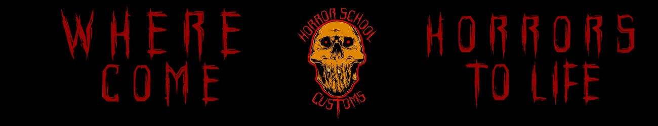 Horror School Customs