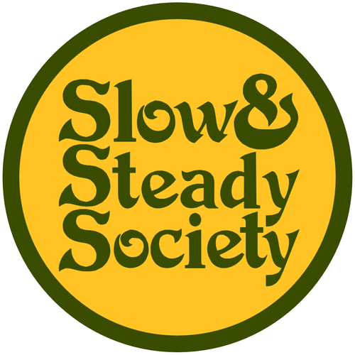Slow & Steady Society Home