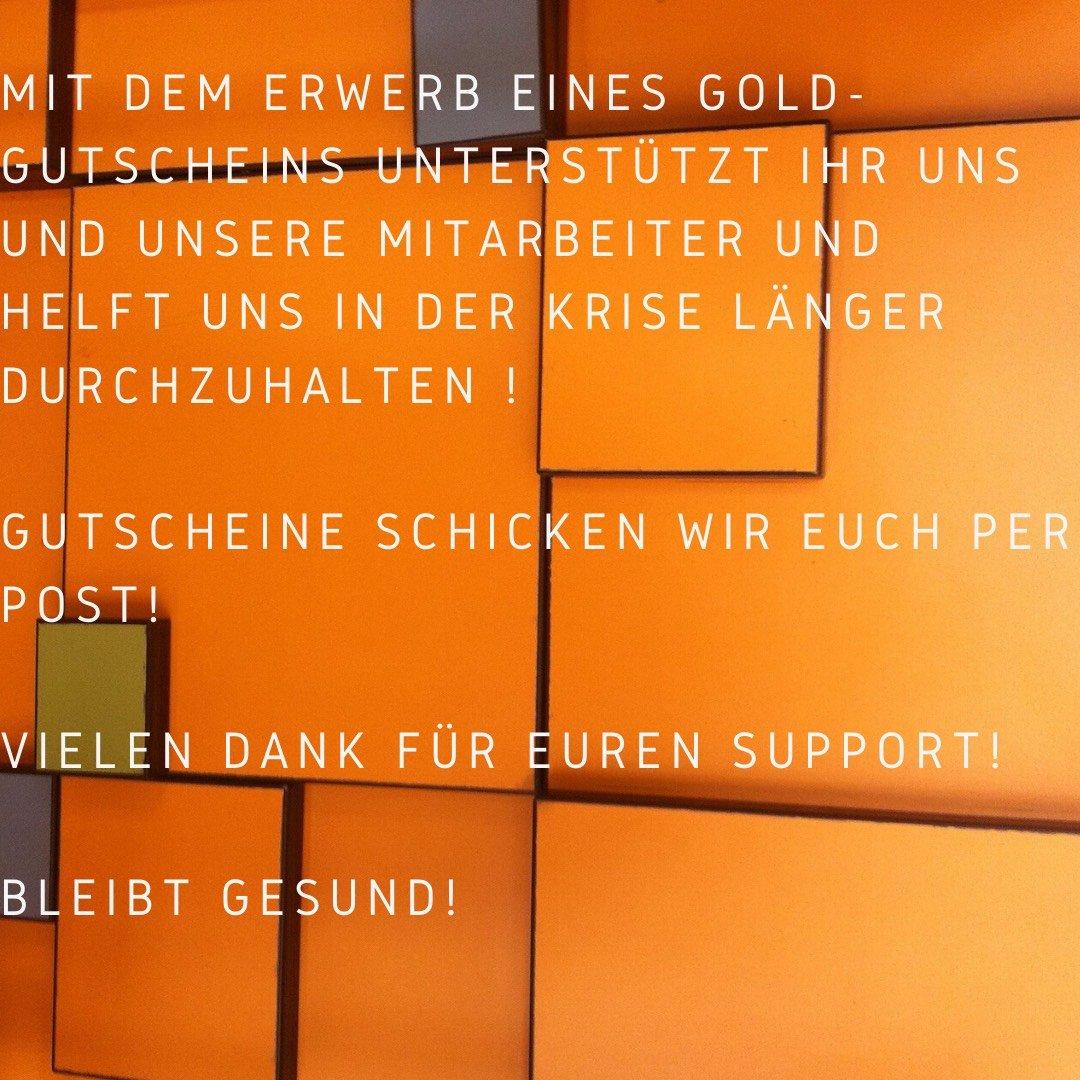 Welcome to GOLD essen.trinken