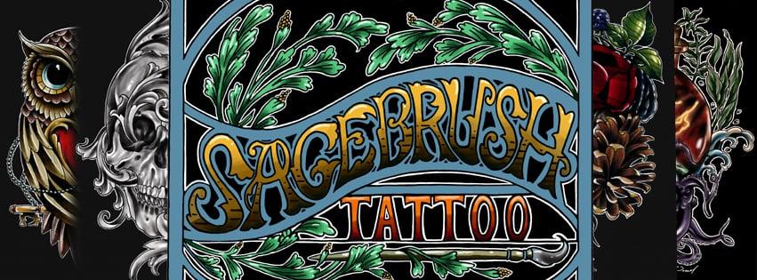 Sagebrush Tattoo Home