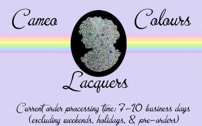 Cameo Colours Lacquers