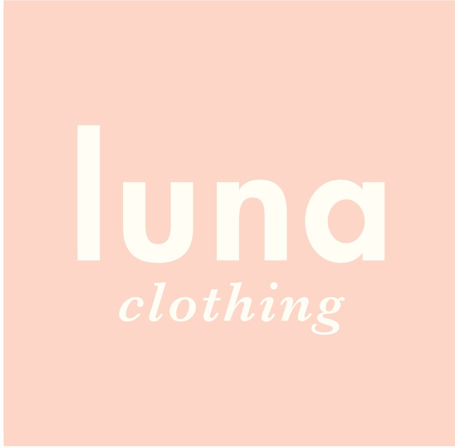 Luna — On trend clothing, jewelllery & accessories.