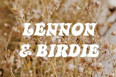 Lennon + Birdie  Home