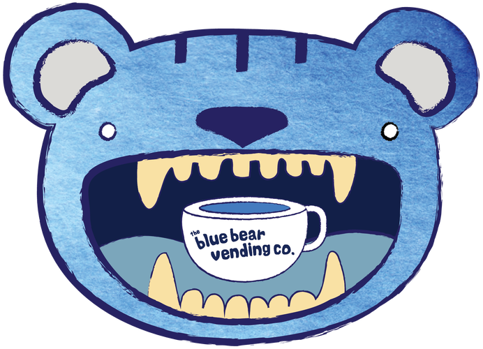 The Blue Bear Vending Company