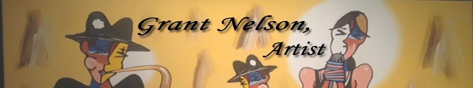 Grant Nelson Artist Home