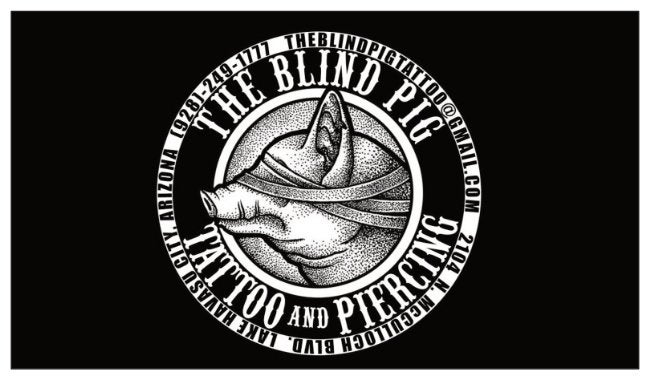 The Blind Pig Tattoo Home